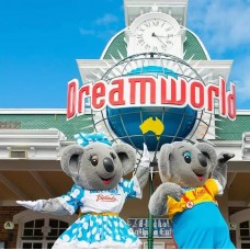 Dreamworld Entry Ticket by TapMyTrip