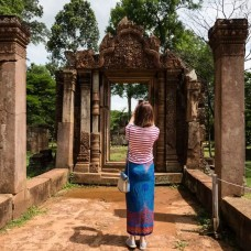 Banteay Srei Backcountry Tour by TapMyTrip