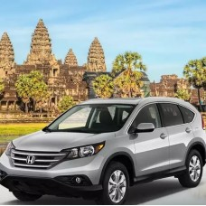 Siem Reap Private Car Charter by TapMyTrip