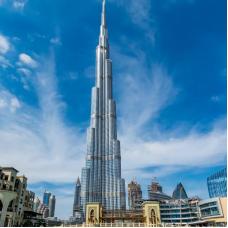 Burj Khalifa Observation Deck by TapMyTrip