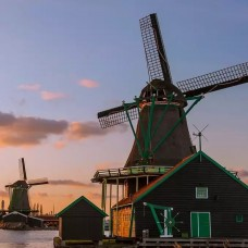 Countryside & Windmills Tour  by TapMyTrip