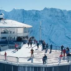 Mount Schilthorn Round Trip Ticket from Interlaken by TapMyTrip