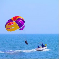 5 in 1 Water Sports Package In North Goa by TapMyTrip