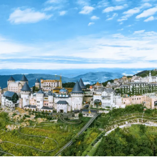 Ba Na Hills and Golden Bridge Custom Day Tour from Da Nang with Optional English Speaking Guide by TapMyTrip