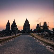 Prambanan Temple Sunset Tour by TapMyTrip
