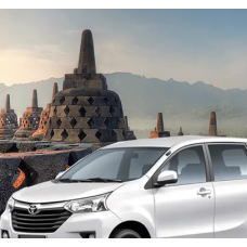 Yogyakarta Private Car Charter by TapMyTrip