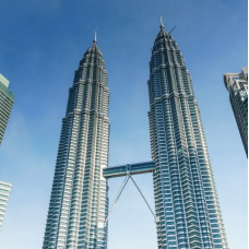 PETRONAS Twin Towers Admission Ticket With Hotel Delivery by TapMyTrip