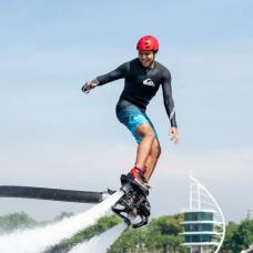 Flyboarding Experience at Marina Putrajaya by TapMyTrip