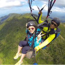 Ranau Paragliding Experience with Desa Farm Day Tour by TapMyTrip