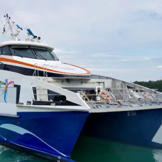 Singapore to Lagoi Ferry by TapMyTrip