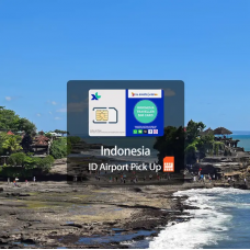 [SALE - 30% OFF] 3G/4G SIM Card (DPS Airport Pick Up) for Bali by XL by TapMyTrip