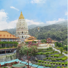 Penang Hill and Temple Sightseeing by TapMyTrip