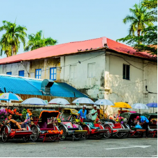 Heritage Trishaw Ride by TapMyTrip