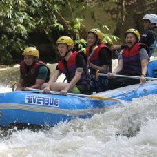 Kampar White Water Rafting Adventure by TapMyTrip