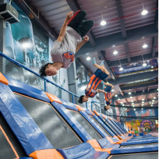 Jump Arena Trampoline Park Ticket in Ho Chi Minh City by TapMyTrip