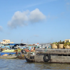 Discover Cai Be Floating Market And Tan Phong Island by TapMyTrip