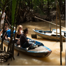 2D1N Mekong Delta with Floating Market Guided Tour by TapMyTrip