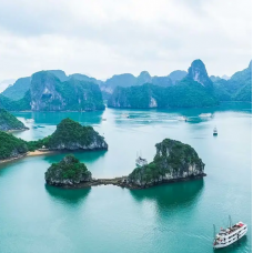 [SALE] Halong Bay Deluxe Cruise (1-3 Days) by TapMyTrip