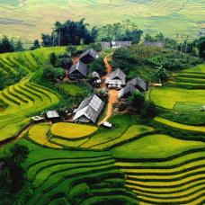 2D3N Sapa Trekking Tour via Overnight Train from Hanoi by TapMyTrip