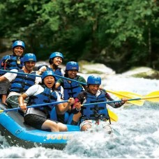 Ayung White Water Rafting with Bali Sobek by TapMyTrip