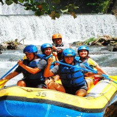 Telaga Waja White Water Rafting by TapMyTrip