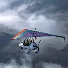 Ultralight Flight by TapMyTrip