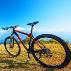 Pokhara Mountain Biking by TapMyTrip