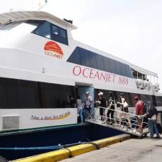 Cebu-Bohol OceanJet Ferry Ticket (One Way and Round Trip) by TapMyTrip