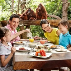 Singapore Zoo Breakfast by TapMyTrip