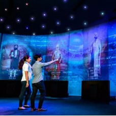 The Maritime Experiential Museum and Typhoon Theatre Ticket at Resorts World Sentosa by TapMyTrip
