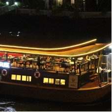 Bangkok Arena River Cruise & Indian Dinner Buffet by TapMyTrip