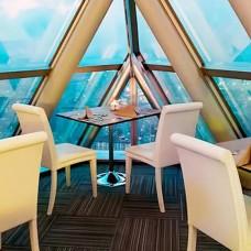 Bangkok Sky Dining Buffet by TapMyTrip