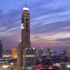 Baiyoke Floating Market Buffet in Baiyoke Sky Hotel's 75th Floor by TapMyTrip