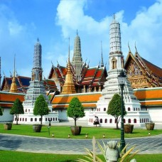 Bangkok Old City Half Day Tour by TapMyTrip