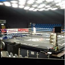 Muay Thai Match at Rajadamnern Stadium by TapMyTrip