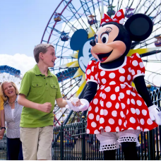 Disneyland Park & Disney California Adventure Park Admission Tickets by TapMyTrip