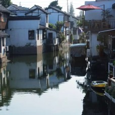 Zhujiajiao Ancient Town Combo Ticket by TapMyTrip