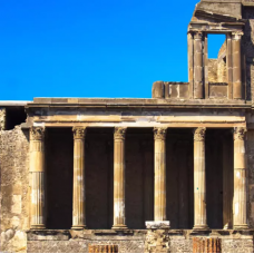 Guided Half Day Tour of Pompeii Ruins (Naples Departure) by TapMyTrip