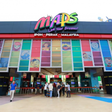 Movie Animation Park Studios (MAPS) Ticket in Ipoh (QR Code Direct Entry) by TapMyTrip