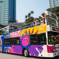 KL Hop On Hop Off Bus Pass (24/48 Hours) by TapMyTrip