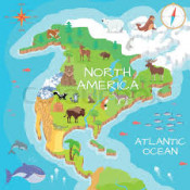 NORTH AMERICA (13)