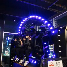 VR Arcade (inside L7 Lotte Hotel) Ticket in Hongdae by TapMyTrip